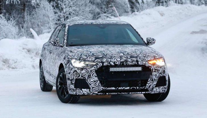 Nuova Audi A1 2018: più grande e potente di prima - Foto 21 di 23