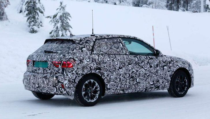 Nuova Audi A1 2018: più grande e potente di prima - Foto 9 di 23