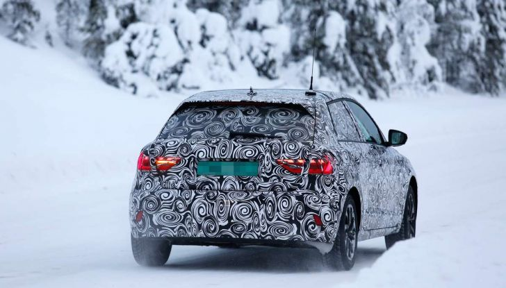 Nuova Audi A1 2018: più grande e potente di prima - Foto 22 di 23