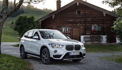 BMW X1 a 209 euro con formula finanziamento BMW Select: attenti ai numeri!