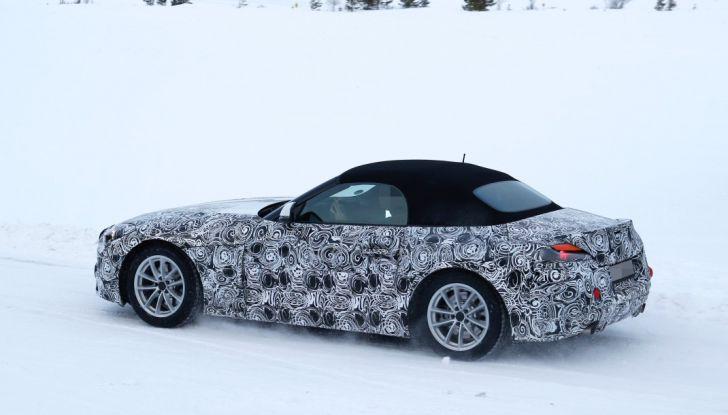 BMW Z5 spy