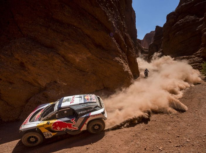 Intervista a Carlos Sainz, dopo l'abbandono della Dakar 2017 - Foto 2 di 5