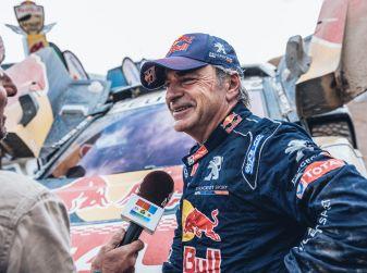 I commenti del Team Peugeot Total sulla terza tappa della Dakar 2017