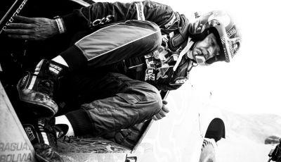 Intervista a Carlos Sainz, dopo l'abbandono della Dakar 2017