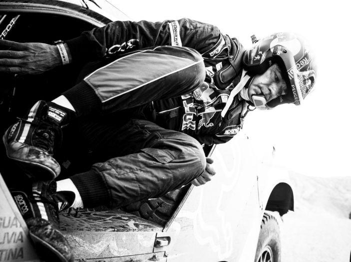 Intervista a Carlos Sainz, dopo l'abbandono della Dakar 2017 - Foto 1 di 5