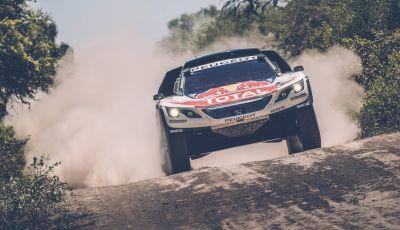 La Peugeot 3008DKR vince la sua prima tappa alla Dakar