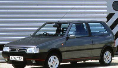Fiat Uno Turbo della camorra: può arrivare a 300 km/h?