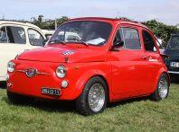 Fiat 500 Giannini, nata per correre