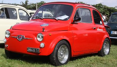 Amarcord: Fiat 500 Giannini, nata per correre