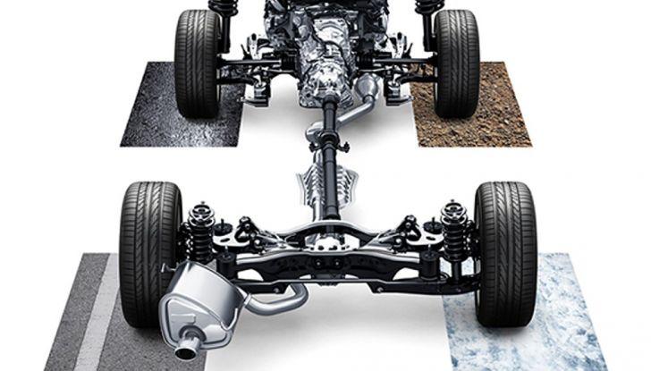 Guida Sicura Subaru powertrain