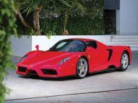 La Ferrari Enzo di Tommy Hilfiger finisce all'asta