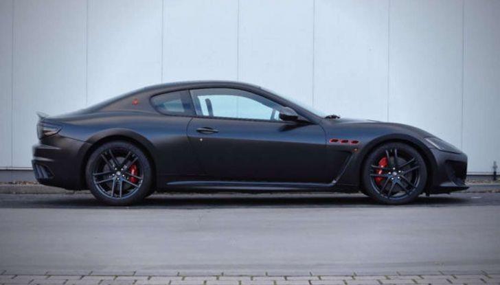 La Maserati GranTurismo MC Stradale di Lionel Messi è in vendita - Foto 4 di 15