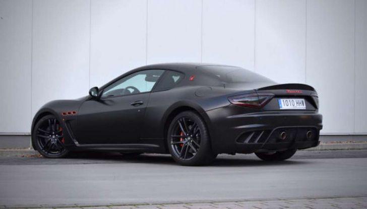 La Maserati GranTurismo MC Stradale di Lionel Messi è in vendita - Foto 8 di 15