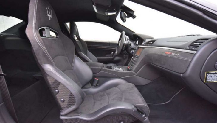 La Maserati GranTurismo MC Stradale di Lionel Messi è in vendita - Foto 13 di 15