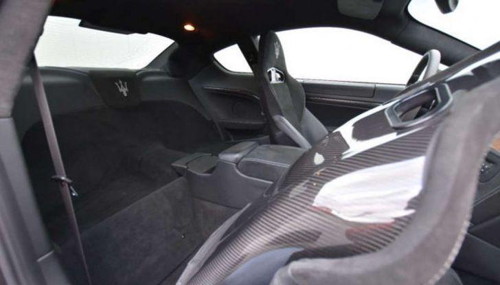 La Maserati GranTurismo MC Stradale di Lionel Messi è in vendita - Foto 14 di 15