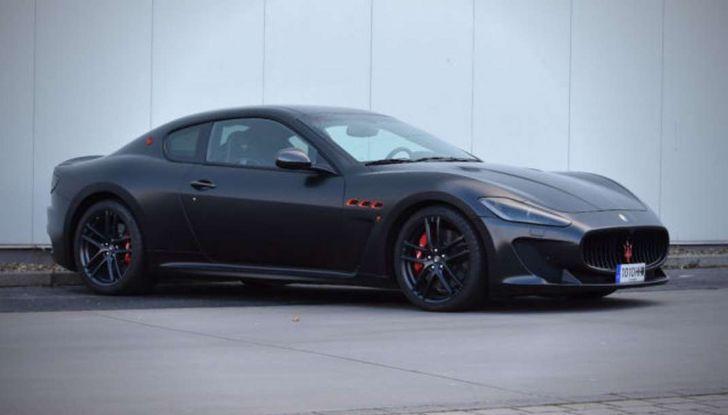 La Maserati GranTurismo MC Stradale di Lionel Messi è in vendita - Foto 10 di 15