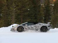 Lamborghini Huracan Superleggera Spyder 2018