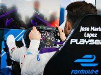 DS Virgin Racing all'eRace di Formula E di Las Vegas