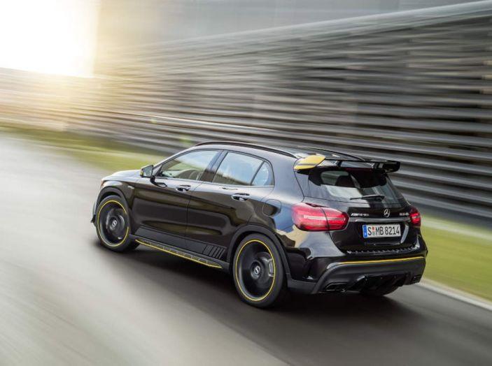 Mercedes GLA: motorizzazioni, allestimenti e dispositivi di sicurezza - Foto 3 di 30