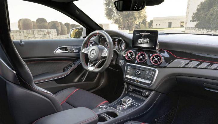Mercedes GLA: motorizzazioni, allestimenti e dispositivi di sicurezza - Foto 4 di 30