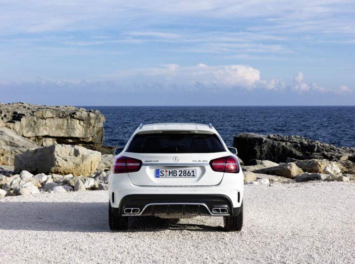 Mercedes GLA: motorizzazioni, allestimenti e dispositivi di sicurezza - Foto 14 di 30