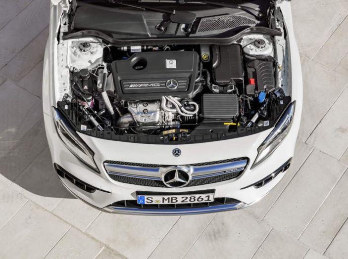 Mercedes GLA: motorizzazioni, allestimenti e dispositivi di sicurezza - Foto 2 di 30