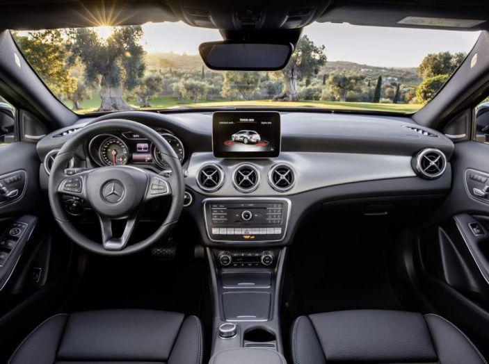 Mercedes GLA: motorizzazioni, allestimenti e dispositivi di sicurezza - Foto 19 di 30
