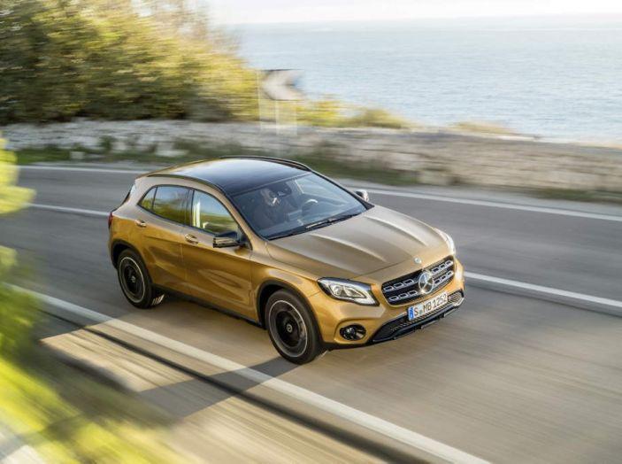 Mercedes GLA: motorizzazioni, allestimenti e dispositivi di sicurezza - Foto 23 di 30