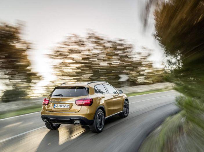 Mercedes GLA: motorizzazioni, allestimenti e dispositivi di sicurezza - Foto 24 di 30