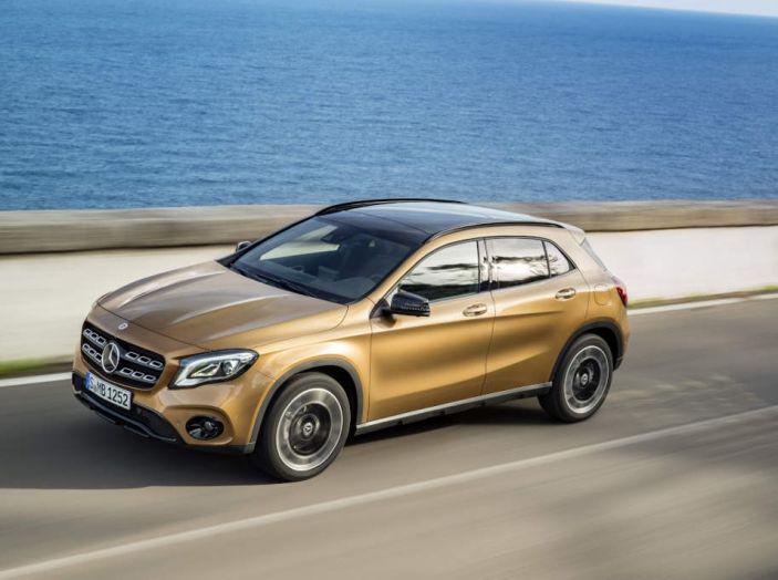 Mercedes GLA: motorizzazioni, allestimenti e dispositivi di sicurezza - Foto 27 di 30