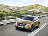 Mercedes GLA: motorizzazioni, allestimenti e dispositivi di sicurezza