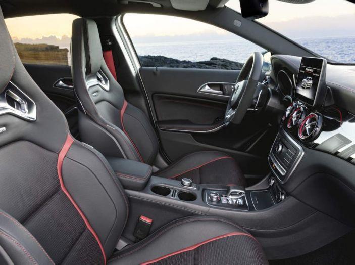Mercedes GLA: motorizzazioni, allestimenti e dispositivi di sicurezza - Foto 6 di 30