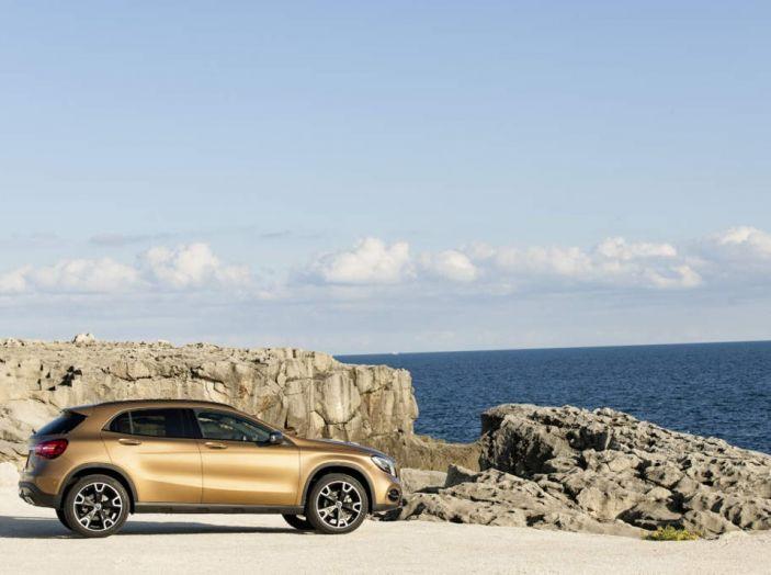 Mercedes GLA: motorizzazioni, allestimenti e dispositivi di sicurezza - Foto 30 di 30