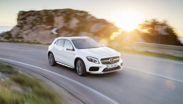 Mercedes GLA: motorizzazioni, allestimenti e dispositivi di sicurezza - Foto 9 di 30
