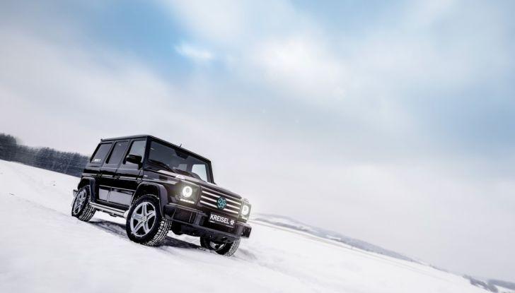 Mercedes G EV