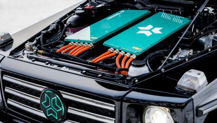 Mercedes Classe G EV
