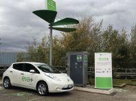 Nissan LEAF e il progetto di mobilità elettrica EVA+ – Electric Vehicles Arteries