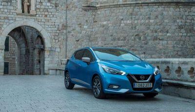 Nuova Nissan Micra, la prova su strada della 5° generazione