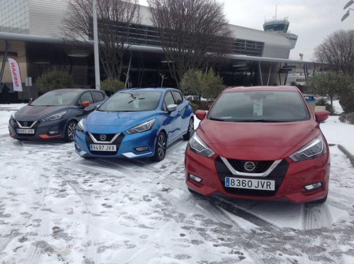 Nuova Nissan Micra, la prova su strada della 5° generazione - Foto 2 di 17