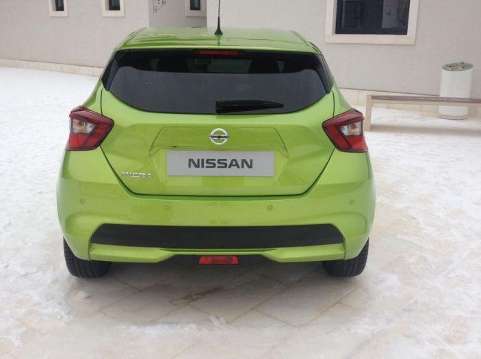 Nuova Nissan Micra, la prova su strada della 5° generazione - Foto 11 di 17