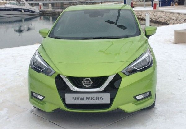 Nuova Nissan Micra, la prova su strada della 5° generazione - Foto 12 di 17