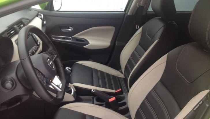 Nuova Nissan Micra, la prova su strada della 5° generazione - Foto 13 di 17