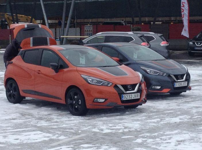 Nuova Nissan Micra, la prova su strada della 5° generazione - Foto 17 di 17