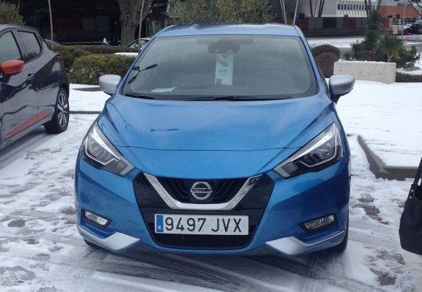 Nuova Nissan Micra, la prova su strada della 5° generazione - Foto 4 di 17