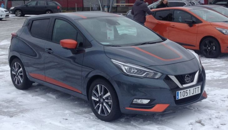 Nuova Nissan Micra 2017