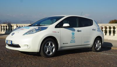 Nissan Leaf Infomotori Official Car