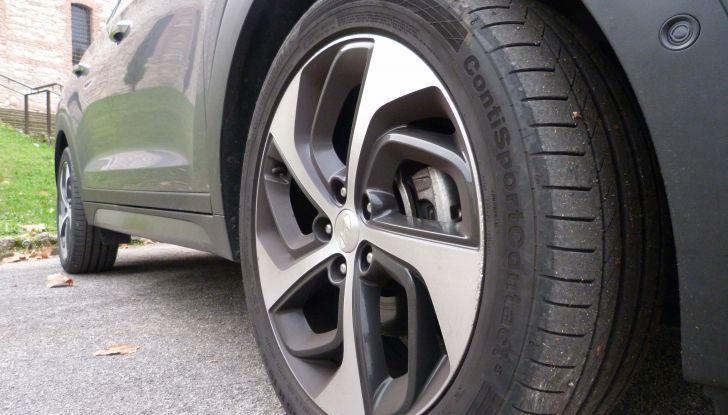 Hyundai Tucson 2.0 CRDi da 185CV dettaglio esterno