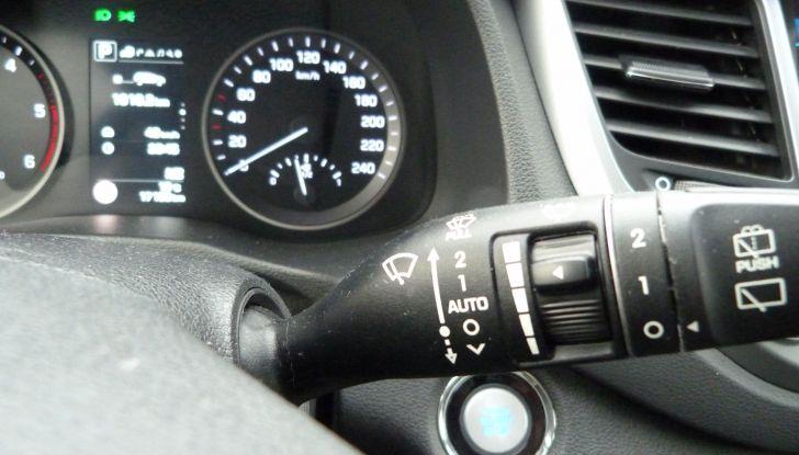 Hyundai Tucson 2.0 CRDi da 185CV dettaglio