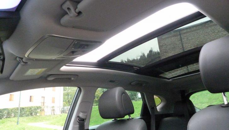 Hyundai Tucson 2.0 CRDi da 185CV interno