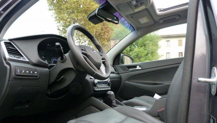 Hyundai Tucson 2.0 CRDi da 185CV: la nostra prova su strada